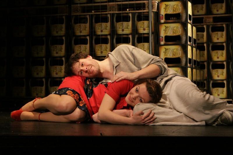 """""""Peer Gynt"""" im Theater der Altstadt Stuttgart"""