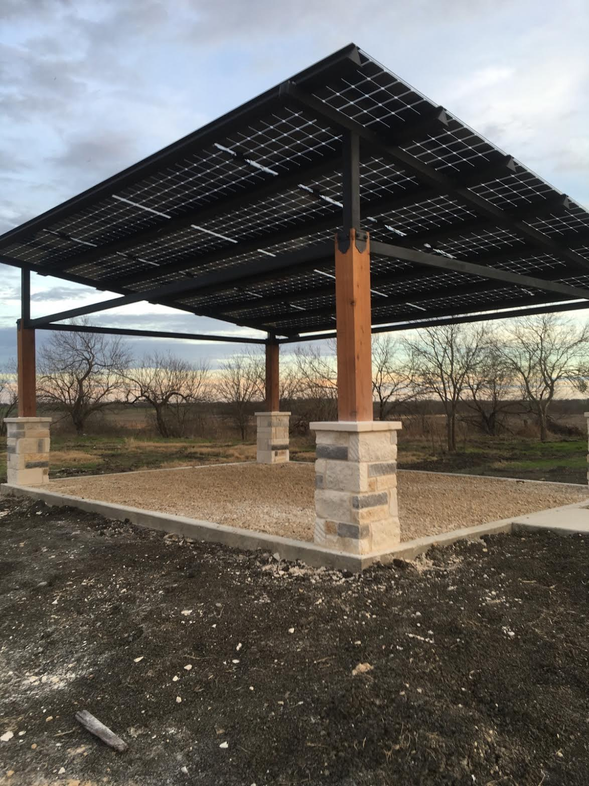 Solar Pergola The Most Beautiful Solar Pv Panels And