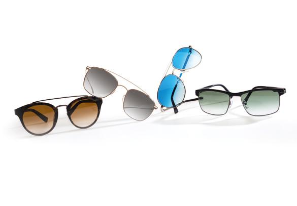Zeiss Sonnenbrillenfarben