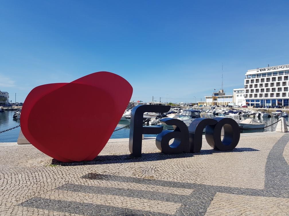 Willkommen in Faro