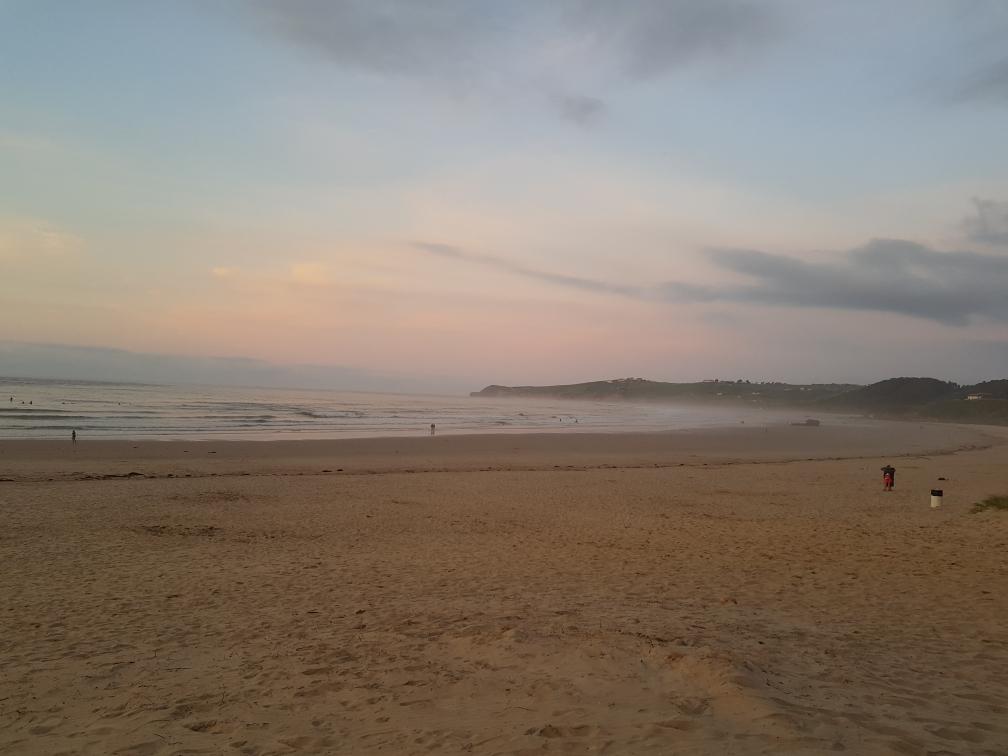 5. oder an den Strand
