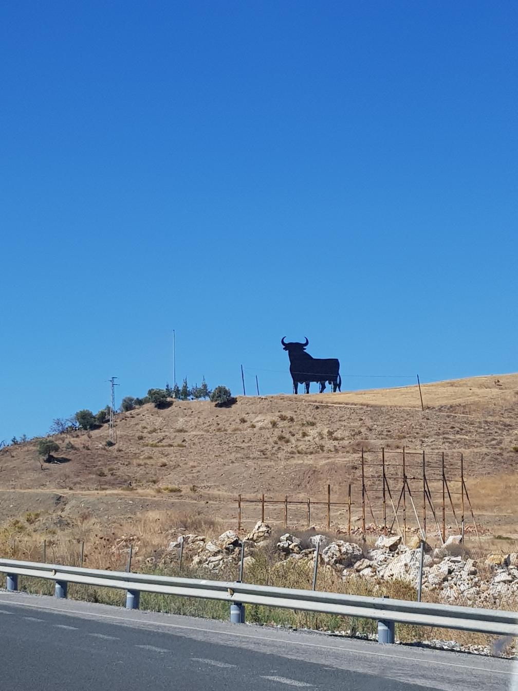 Auf geht's Richtung Granada