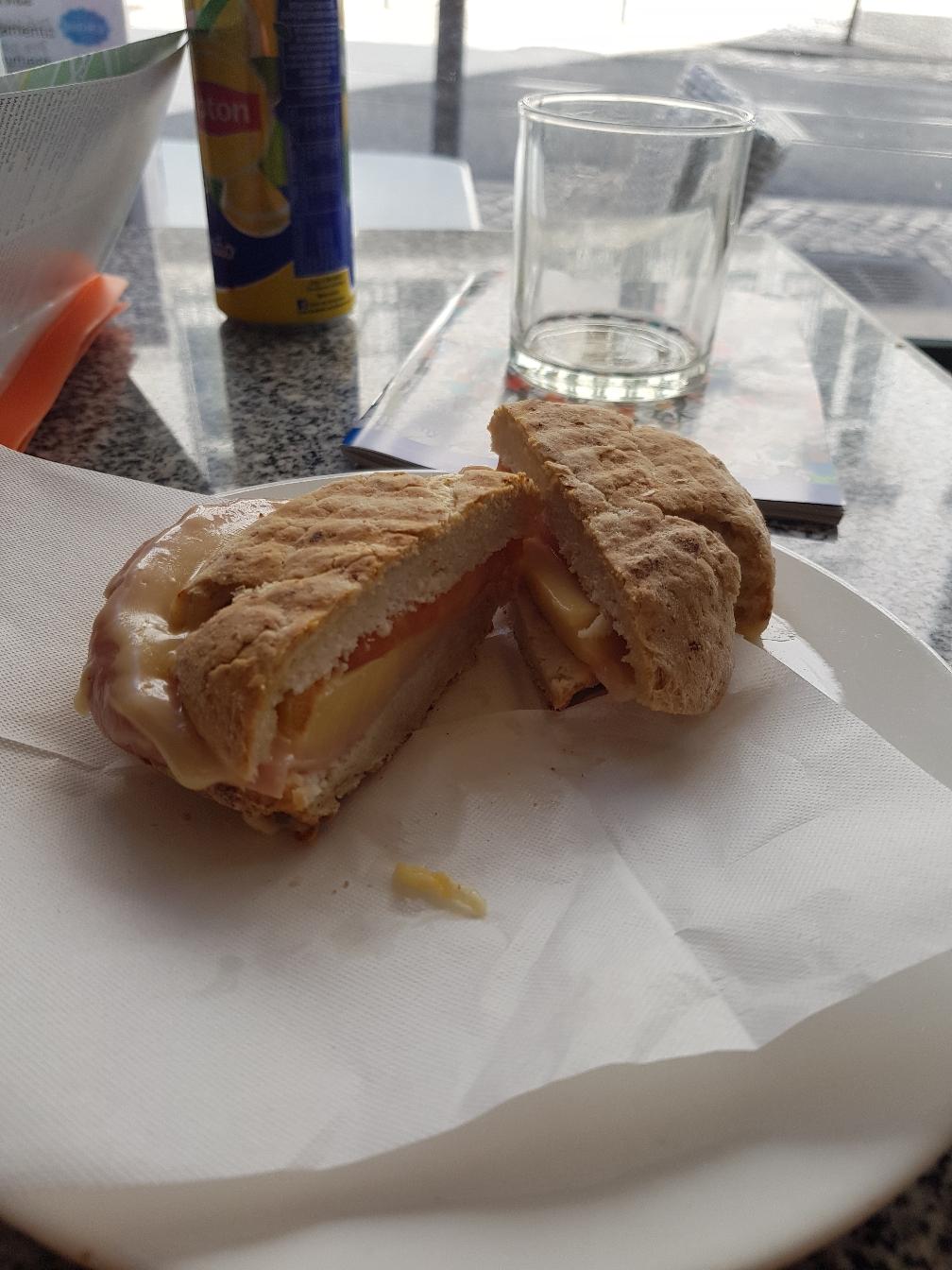 Sandwich à la glutenfrei