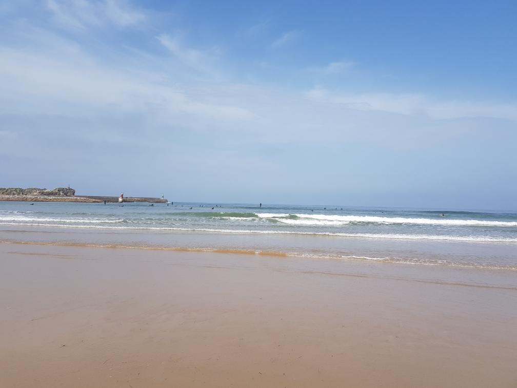 3. Dann ab an den Strand