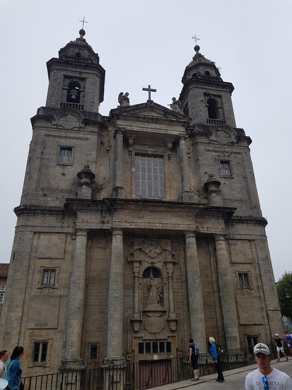 Auf Grund von Renovierungsarbeiten finden 2019 die Pilgermessen in der San Fransico Kirche statt