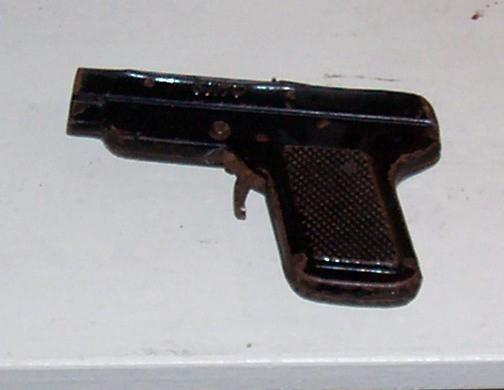 Pistola in latta made in Japan