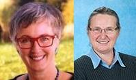 Prof. Lucia Weber, BEd.   und Dipl. Päd. Getrude Hackl