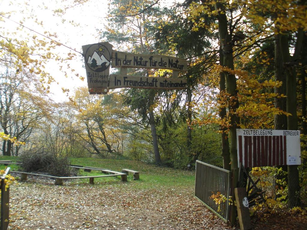 Zeltlager Frohngau
