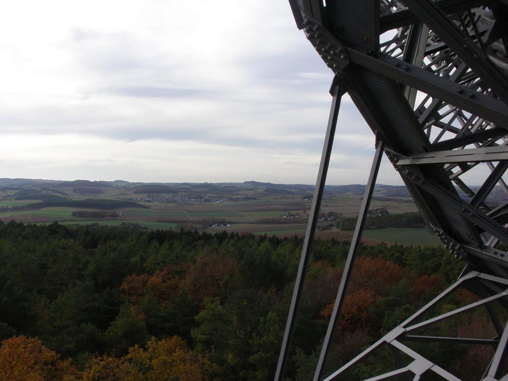 Blick vom Astropeiler Eschweiler Bad Mü Eifel