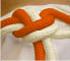 Corda crua-laranja