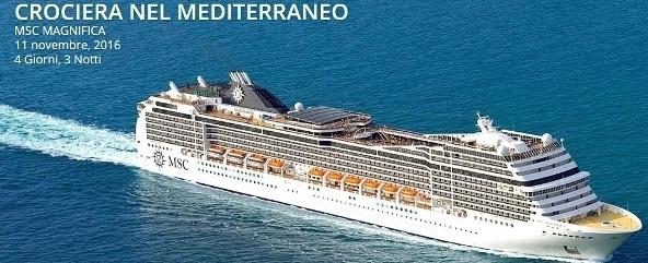 Costa Aprile 2017 - 4 giorni in FB - Suend - Quota Adulti € 149 da Genova,  Aprile