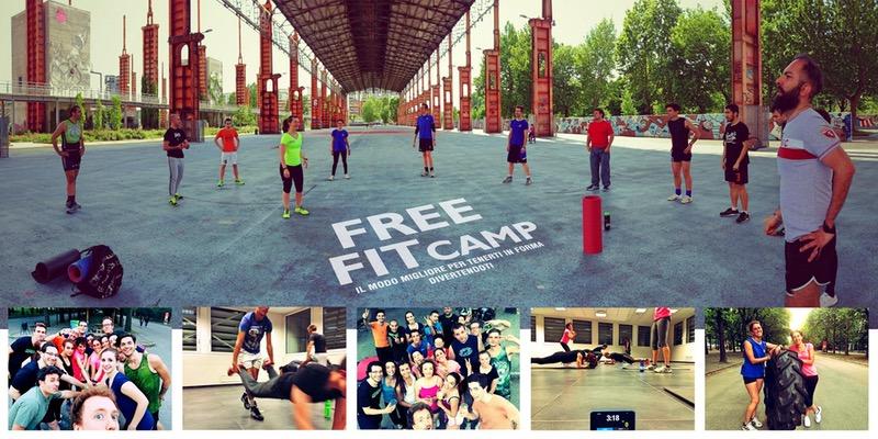 FITcamp - allenamento a corpo libero, nutrizione e crescita mentale