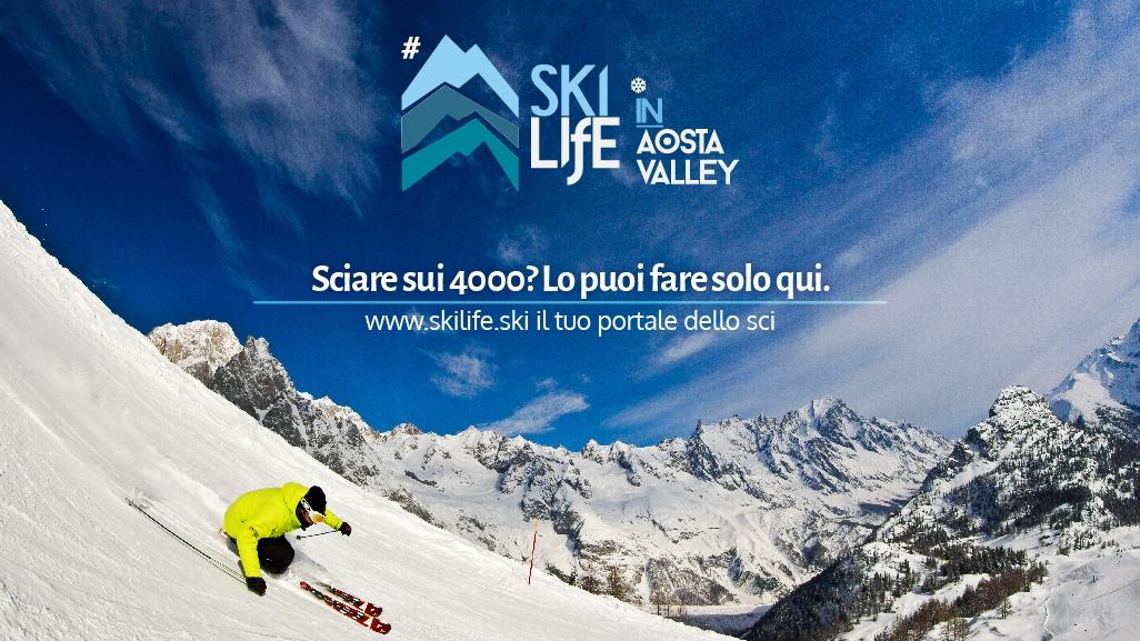 Ski pass Val'daosta