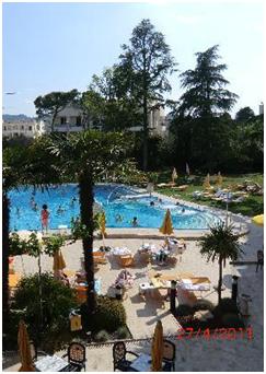 Hotel Elvetia 4* in HB