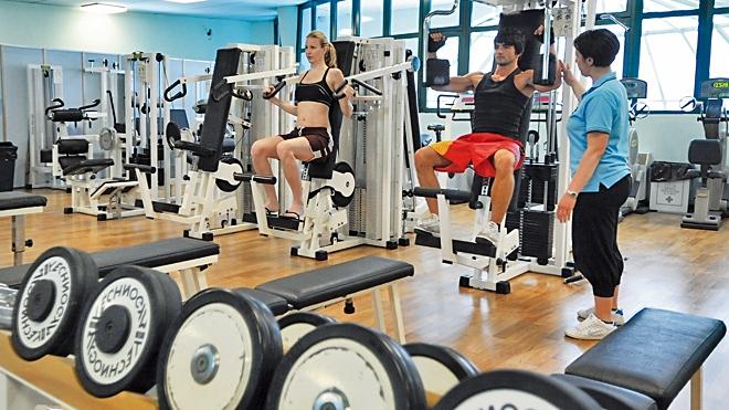 Fitness palestra
