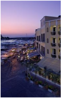 Ischia Porto Dim Hotels 4* Week End 3 gg periodo sett-mag da € 95