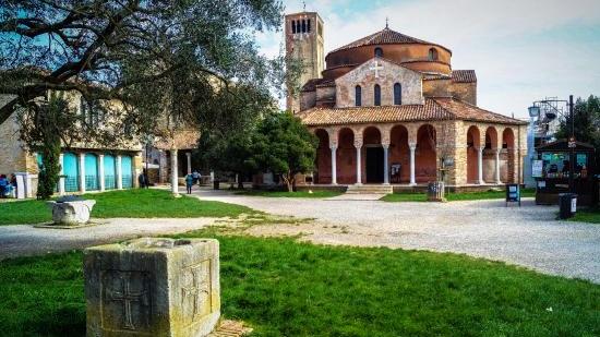 museo e basilica di Torcello