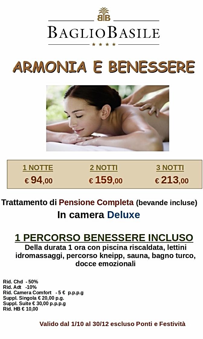 Maggio Promo  benefit  20%
