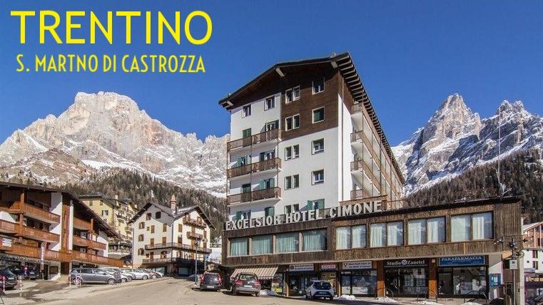Excelsior Hotel Cimone estate in FB  € 315