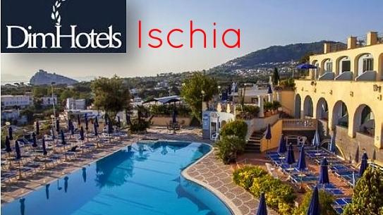 ISCHIA da € 38 a € 70 al gg in FB - hotel 3*- 4*