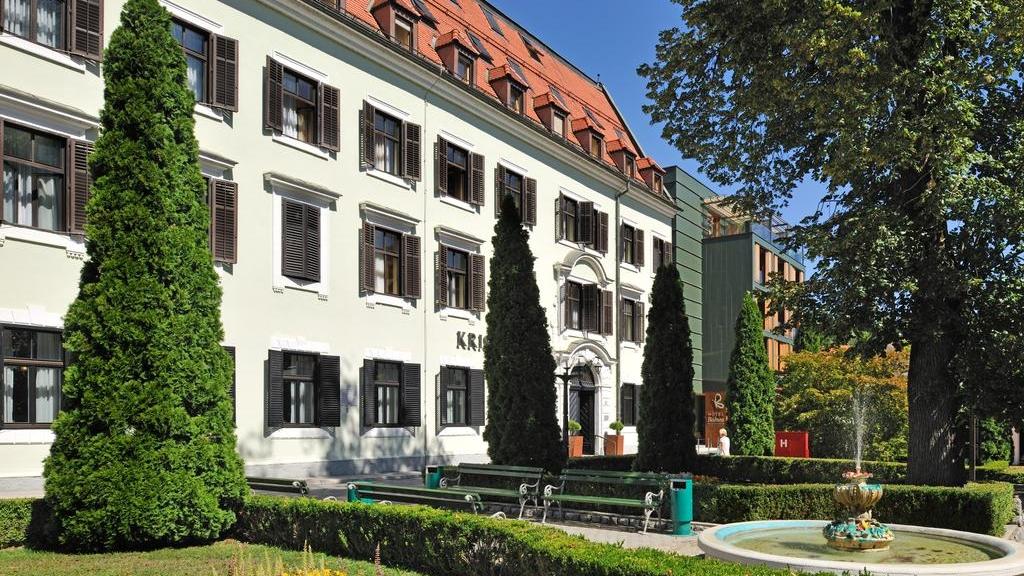 Dolenjske Toplice hotel Kristal