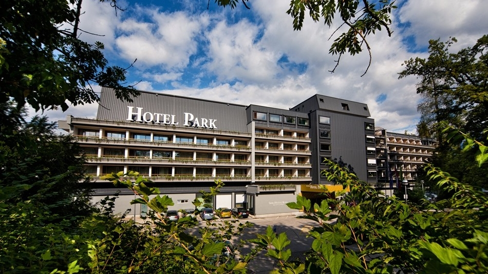 Hotel Park 3*  Bled