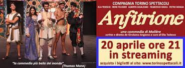 Torino Spettacoli Anfitrione
