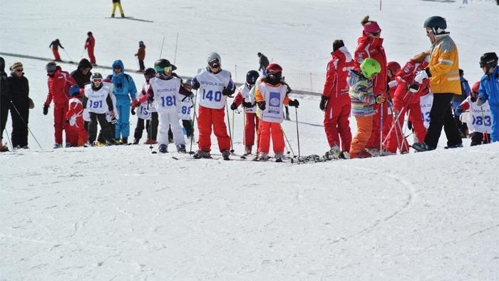 Scuola ski Monginevro adulti e ragazzi +Bus