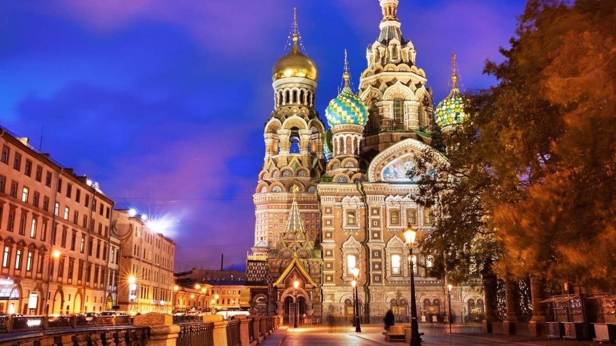 Tour S. Pietroburgo