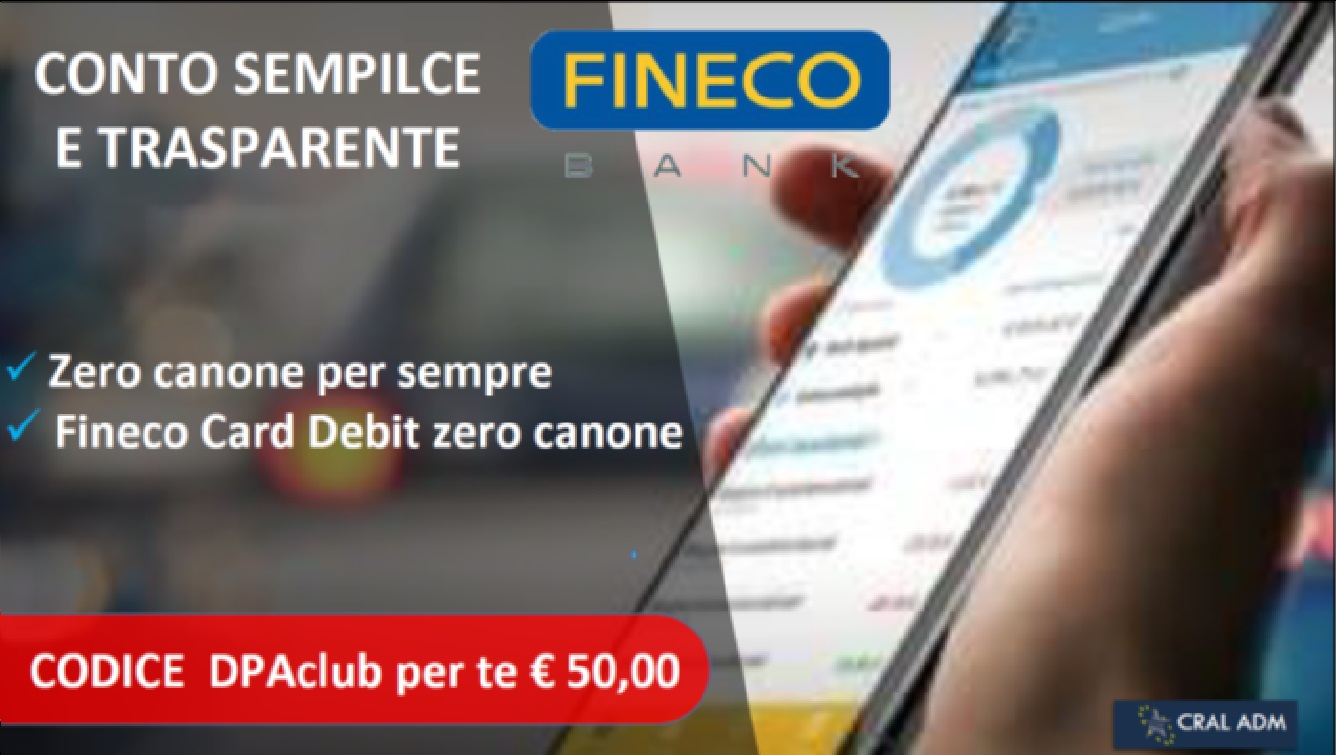 Codice Bonus  un dono per te  € 50