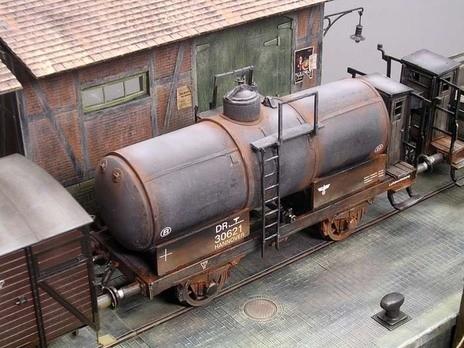 Jetzt fehlt nur noch die Zuglokomotive-doch davon später.