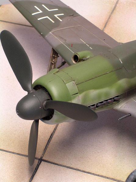 Die neue Turbolader-Ansaugöffnung-Spinner mit MK 30 Öffnung.