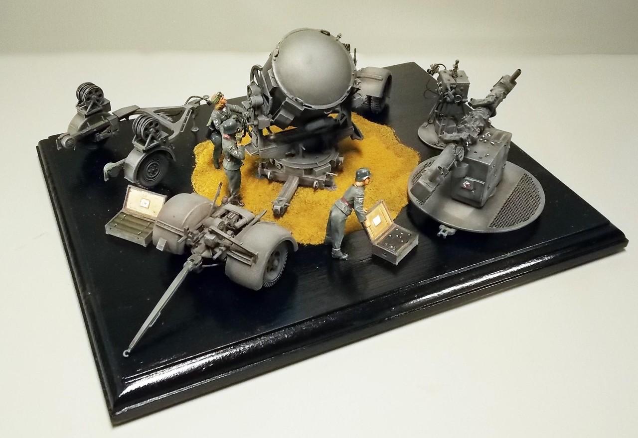 Entfernungsmesser Panzer : Kommandogeräte der flakartillerie panzer bau diorama