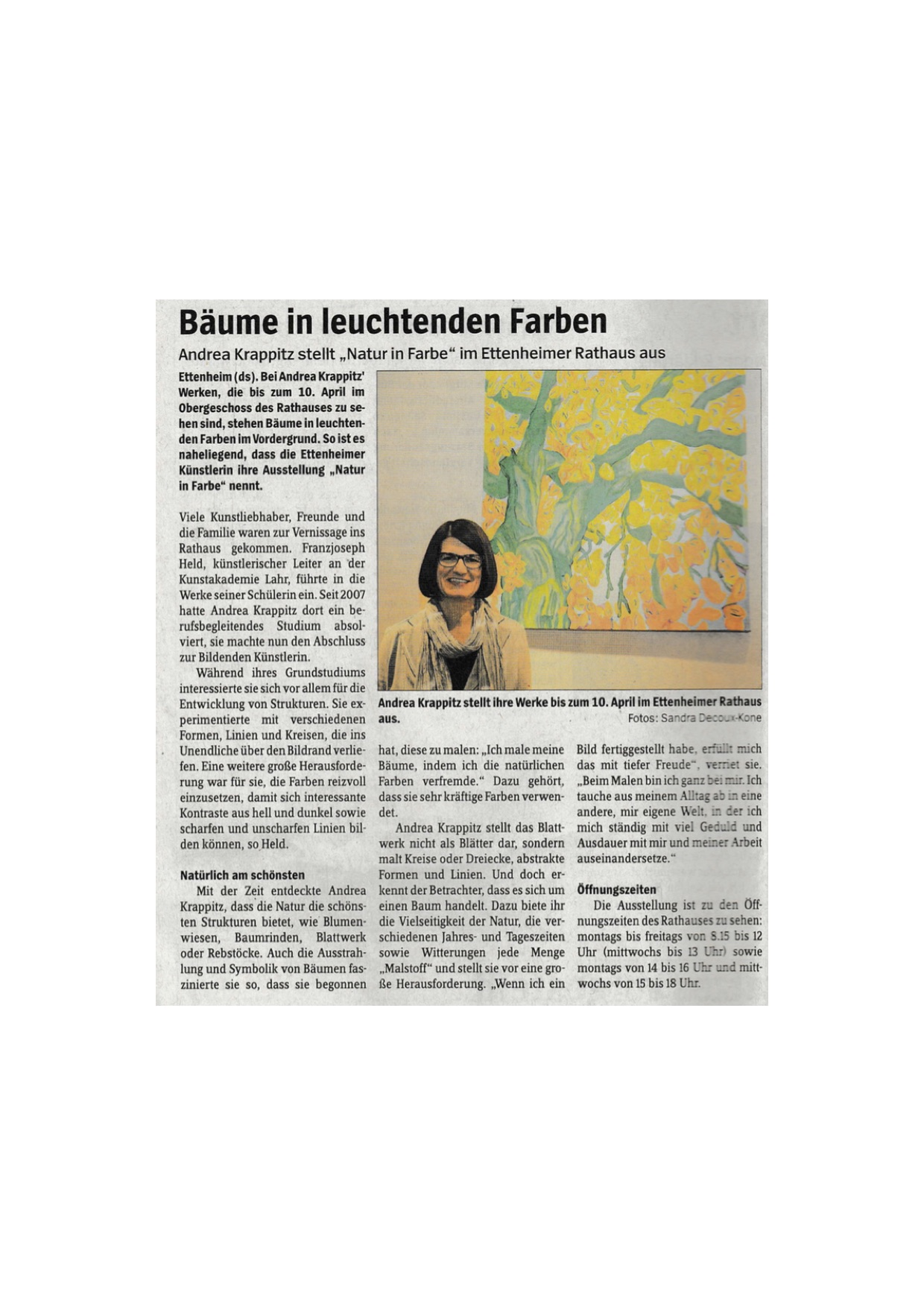 Lahrer Zeitung 01/2015