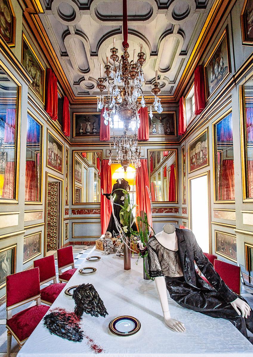 Sébastien Maria - Clergerie @ Chateau Groussay a Montfort l'Amaury