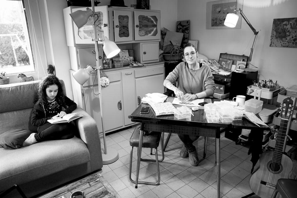 photographe des entrepreneurs dans les Yvelines, portrait photographe