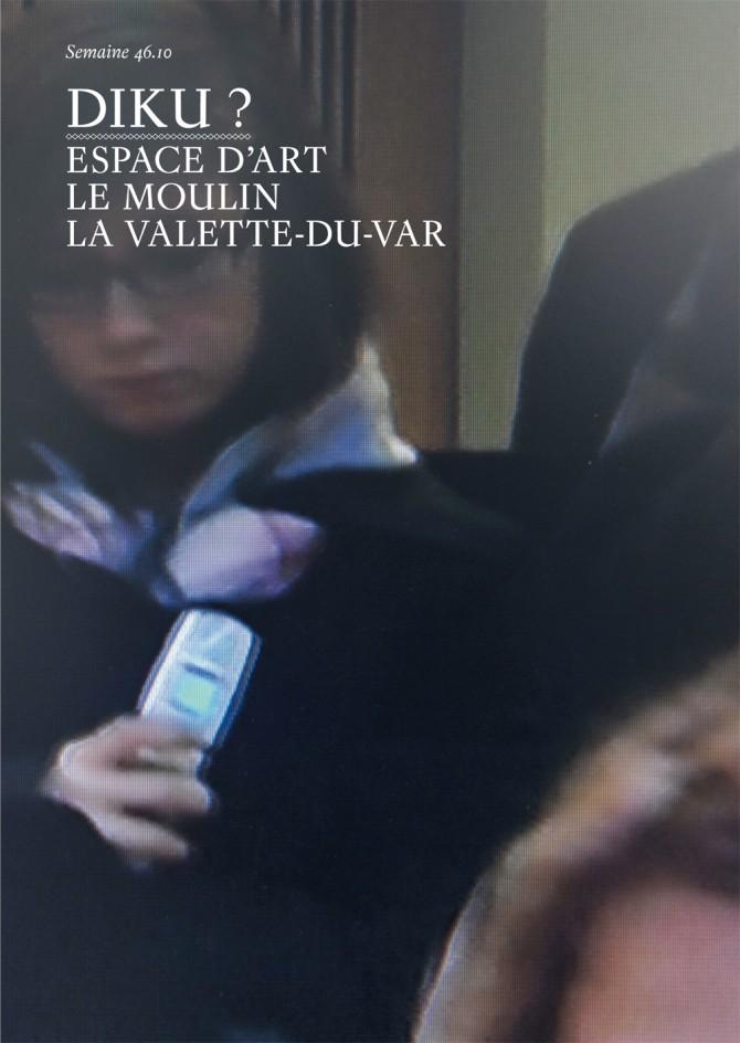 DIKU? Revue hebdomadaire de 16 pages, Texte François Coadou, 17x24cm, Analogues Maison d'édition pour l'art contemporain, 2010