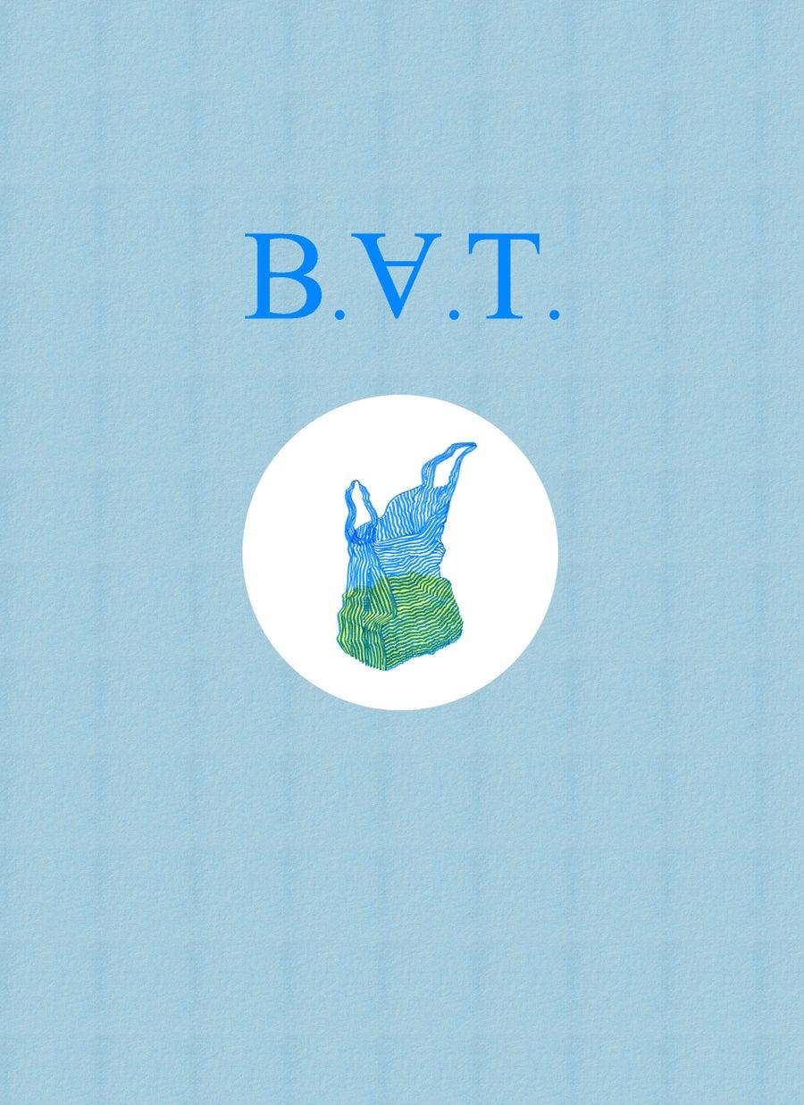 B.A.T. n°2, Fanzine de 64 pages édité à 120 exemplaires numérotés, 16x22cm, Super Issue Editions, 2019