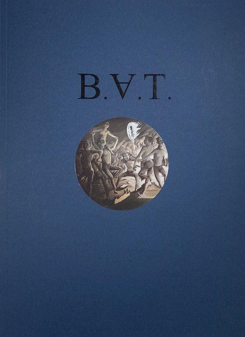 B.A.T. n°4, Fanzine de 64 pages édité à 120 exemplaires numérotés, 16x22cm, Super Issue Editions, 2021