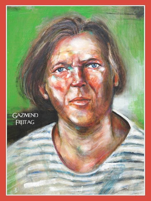 Gazmend Freitag Self-Portrait, 2020