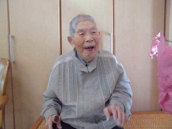 祝☆100歳!!!