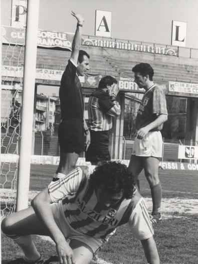1989-90 Serie C1 Lanerossi Vicenza-Derthona 4-0