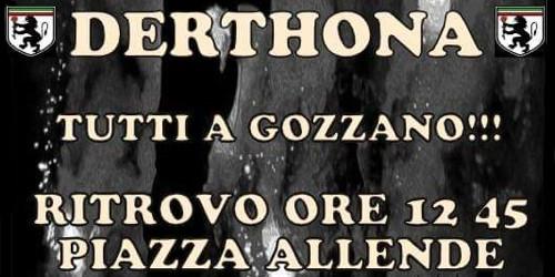 2015-16 GOZZANO - DERTHONA