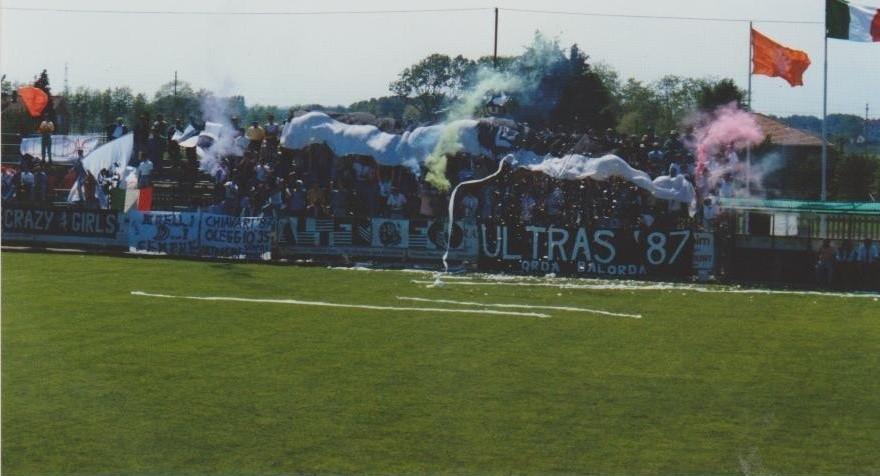 1994-95 OLEGGIO-DERTHONA 0-2 PROMOZIONE IN SERIE D