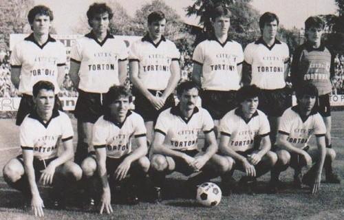 1984-85 C2 VOGHERESE-DERTHONA 0-2