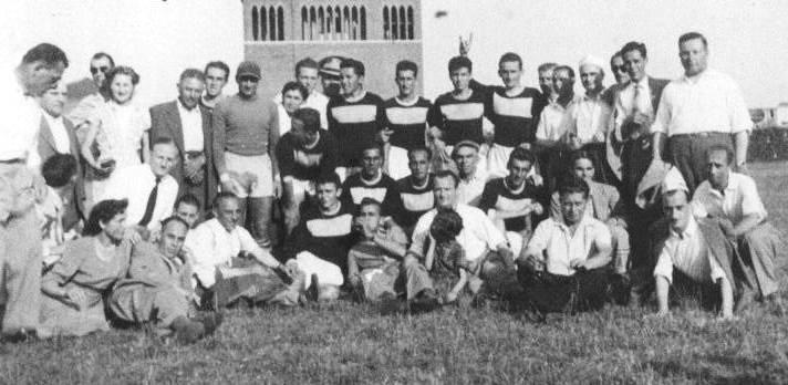 1949-50 1a Divisione promossi in Promozione