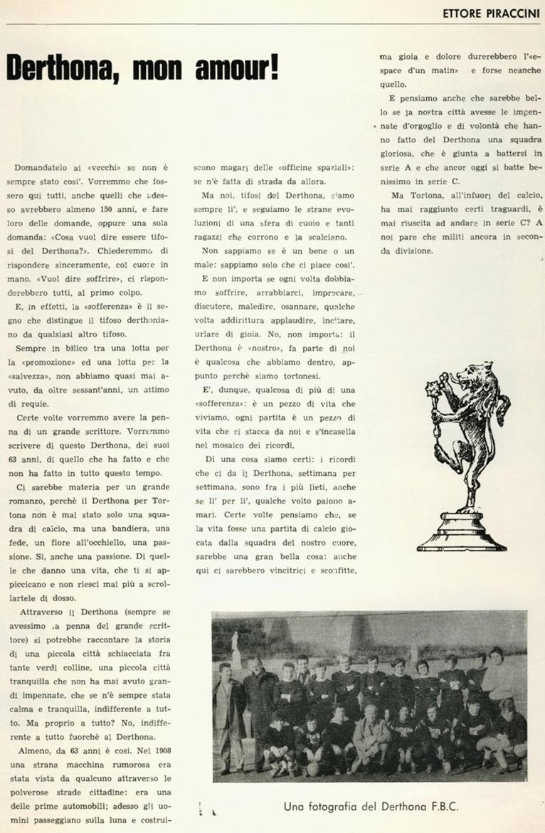 Santa Croce a Tortona 1971