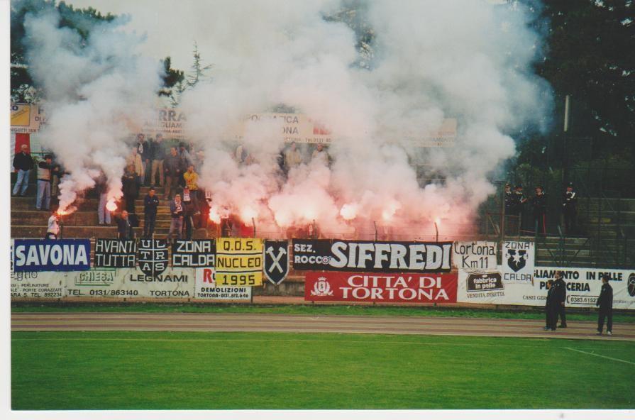 2001-02 Derthona-Cuneo Diretta TV Rai Sport