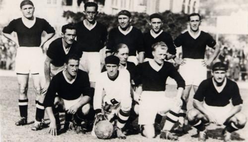 ACCADDE OGGI NEL 1933 : DERTHONA - CAGLIARI 3-0