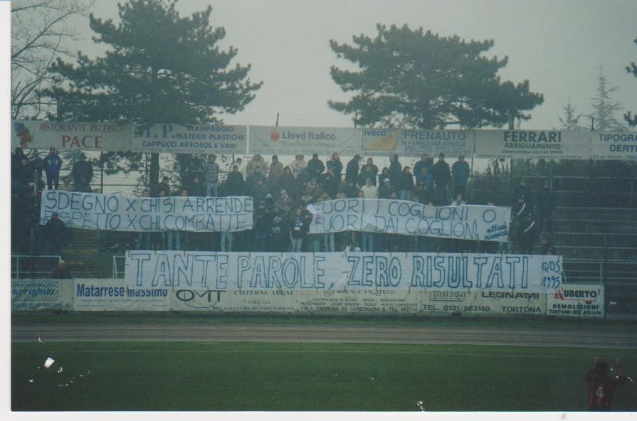 2001-02 Derthona-Vogherese